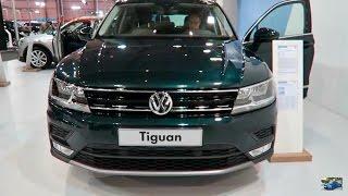 New 2018 Volkswagen Tiguan - Exterior & Interior