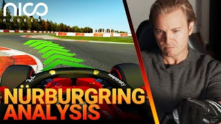 How to Master the Nürburgring F1 Track! | Nico Rosberg