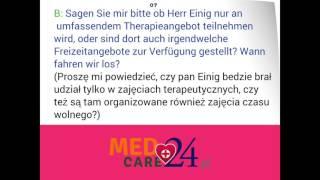 Lekcja 7 - język niemiecki darmowy kurs języka niemieckiego Medcare24