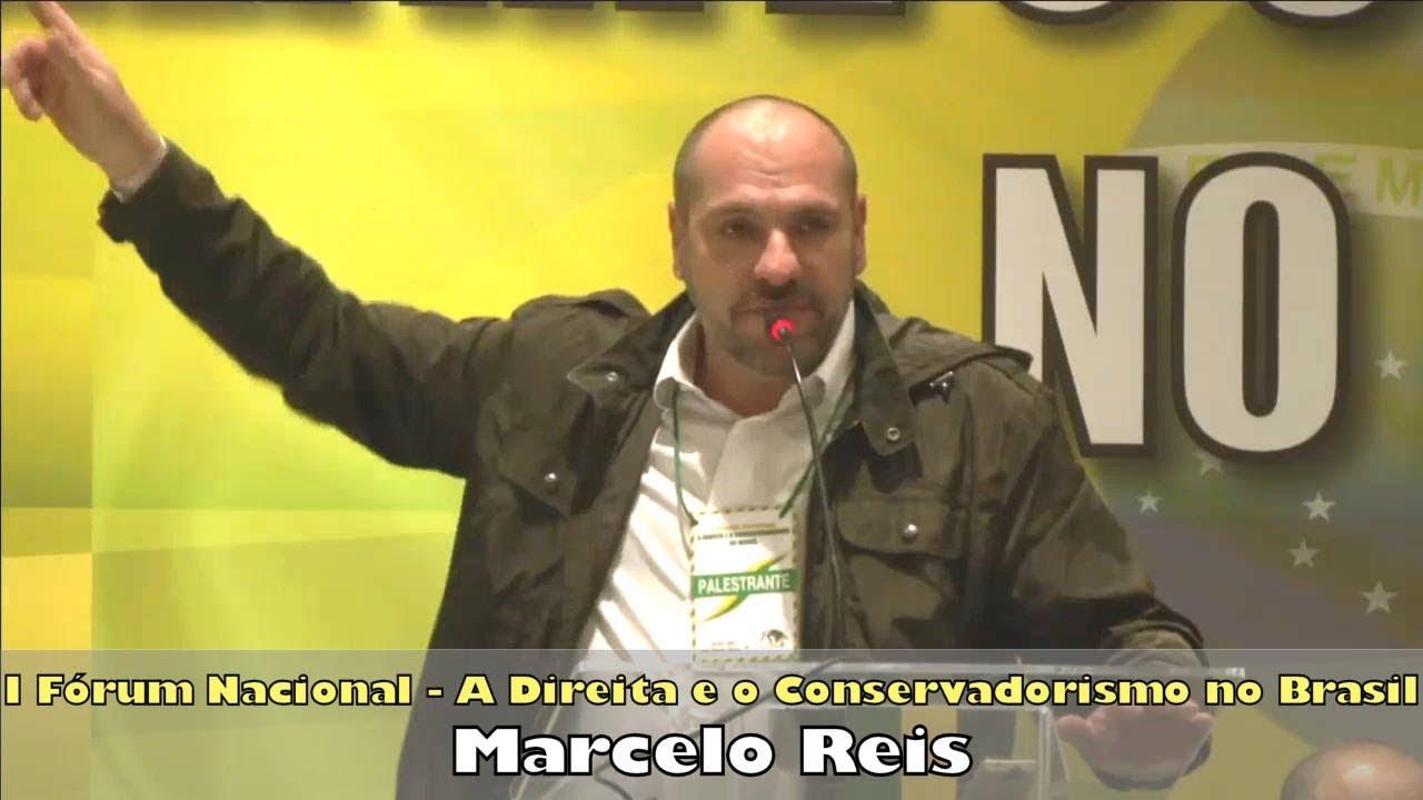 Palestra 5 - Marcelo Reis (Revoltados OnLine) - A Batalha nas Mídias Sociais