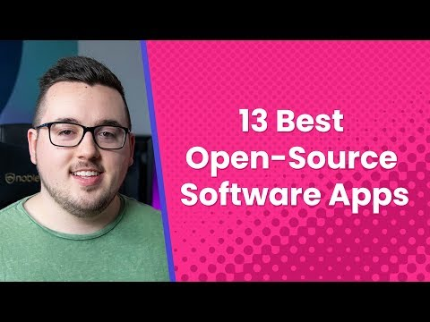 13 Best Open-Source Software Apps for Web Professionals