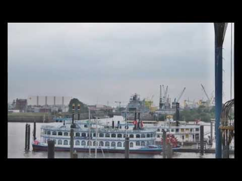 Hamburg Port and Harbour, Germany