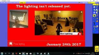 Roblox Rewind: janvier 2017