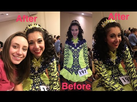 Oireachtas Vlog 2016 Day 1: My Disaster On Stage