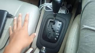 Cara menggunakan transmisi automatic 4speed