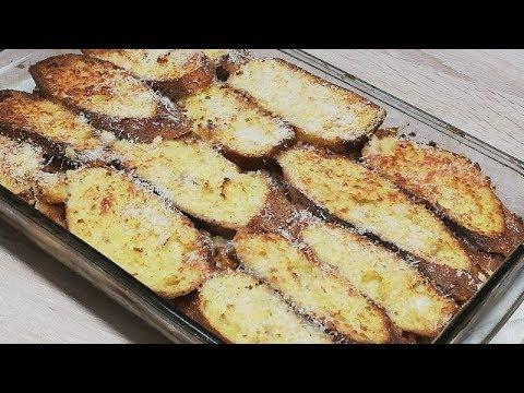 gratin-de-pain-perdu-au-bŒuf-hachÉ-trop-facile-(cuisine-rapide)
