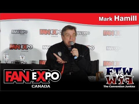 Mark Hamill - Toronto Fan Expo 2016 - Complete Panel