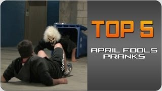 #Top5 April Fools Pranks | JukinVideo Top Five