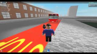 Roblox London Hackney & Limehouse Bussimulator Doing Route 309 Extension White Horse Lane Teil 2