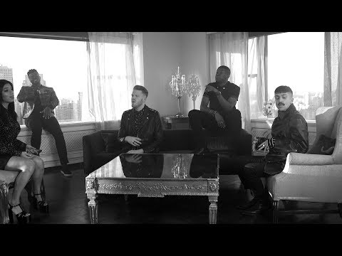 [BEHIND THE SCENES] New Rules x Are You That Somebody? - Pentatonix
