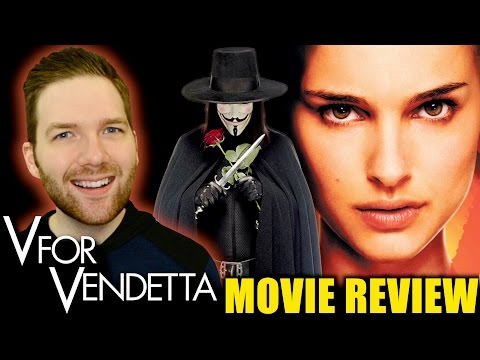 V for Vendetta - Movie Review