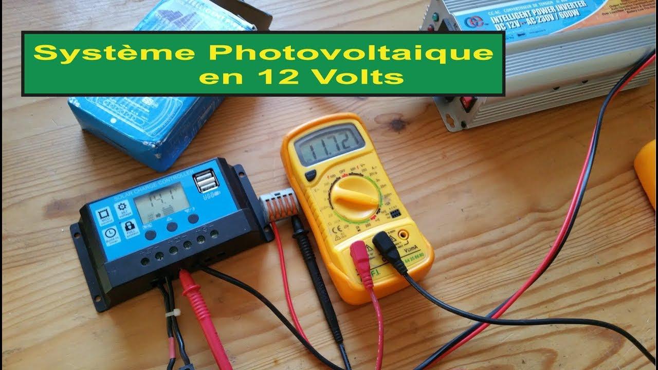 Download petit systeme panneaux solaire