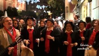 """Coro """"Alegría"""" del Distrito Macarena:Villancicos.- Navidad En Sevilla 2012."""