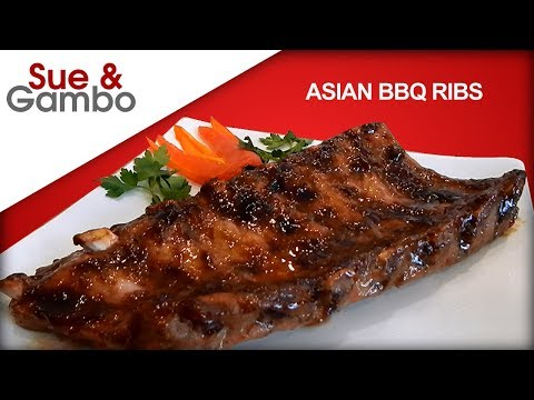 Chinese BBQ Baby Back Ribs Recipe