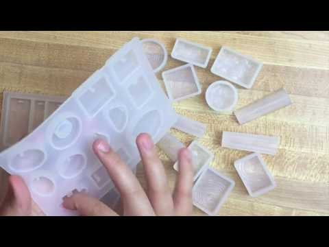 Prepping Your Silicone Resin Molds