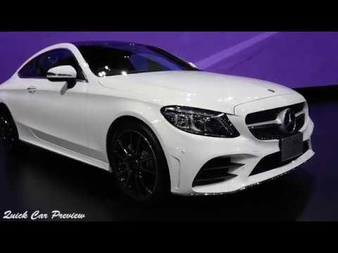 Quick Preview : 2019 Mercedes-Benz C200 Coupé (Facelift) AMG Dynamic
