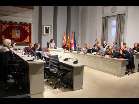 Dos ediles del PP de Alcázar se ausentan para no apoyar el Pacto de Estado contra la Violencia de Género