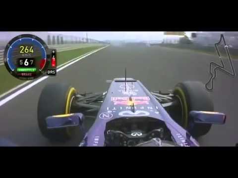 F1 2013- Indian Grand Prix Pole Lap