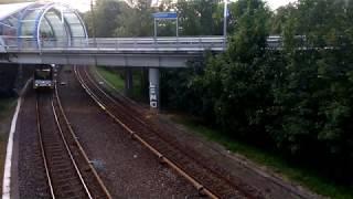 Metro 53 bij Duivendrecht
