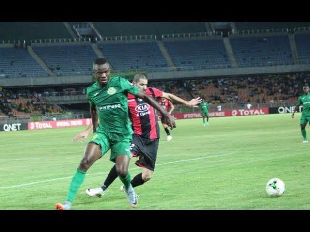 Magoli Yanga 2-1 USM Alger/Manji Taifa/Makambo