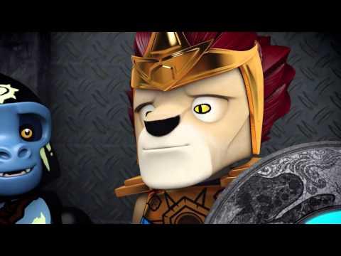 """LEGO® Chima™ Episode 21 - """"In het Achterland"""" (Vlaams)"""
