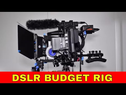 DSLR Rig Configuration