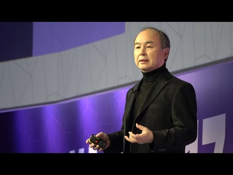 Masayoshi Son Keynote at MWC 2017