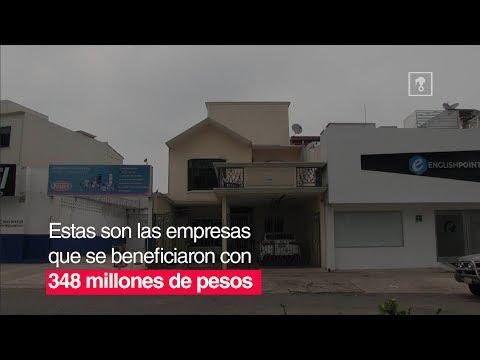 Empresas ilegales que se volvieron millonarias con convenios de PEMEX en La Estafa Maestra