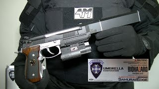 Tokyo Marui Resident Evil 7 Samurai Edge Albert  W  Model 01 / Biohazard / Unboxing