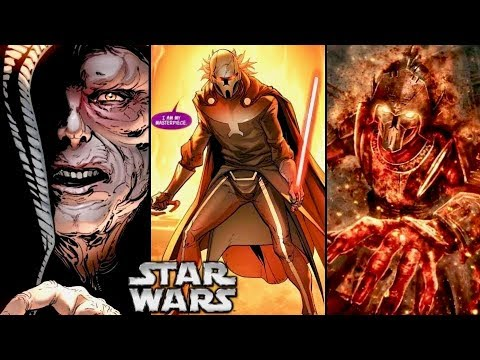 How Lord Momin Proved the Hypocrisy of the Rule of Two Era Sith Lords!