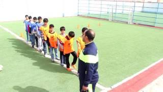 مدارس الرواد - درس نموذجي للأستاذ حسني فوزي معلم البدنية