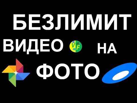 Где хранить фото и видео: безлимит на фото Гугл и Яндекс