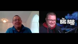 Interview with Gary Nimmo on the Big Rab Show. July 2020