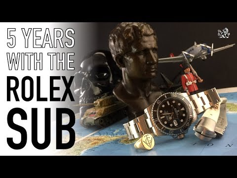 5 Years With The Submariner - How My Perceptions Of The Most Iconic Rolex Watch Have Changed