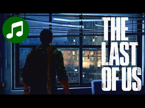 THE LAST OF US Part I & II Ambient Music 🎵 Post Apocalyptic Rain (LoU 1 & 2 OST | Soundtrack)