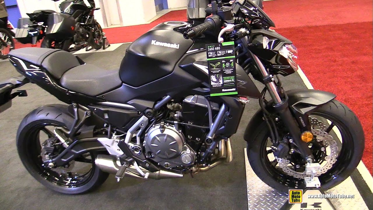 2017 kawasaki z650 abs walkaround 2017 montreal. Black Bedroom Furniture Sets. Home Design Ideas