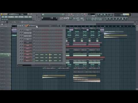 Hardwell & Maddix - Smash This Beat FL Studio Remake