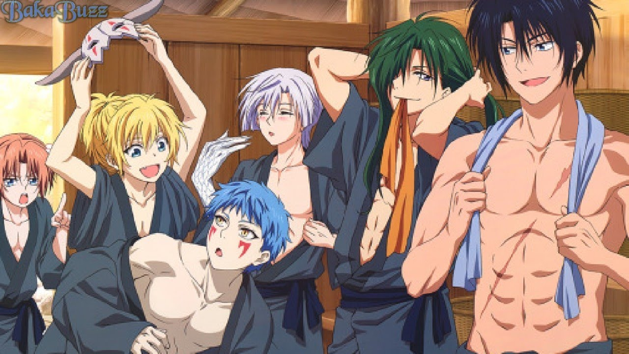 Download Top 10 Anime Where a Bunch of Guys Like One Girl