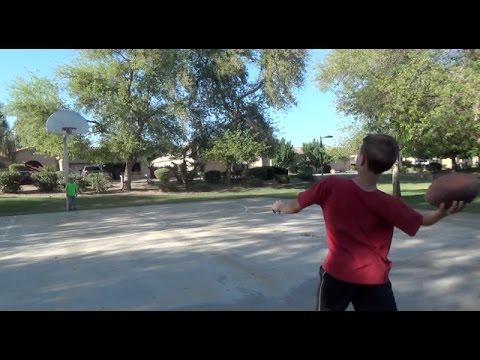 Insane Trickshot Battle | Kid Magic