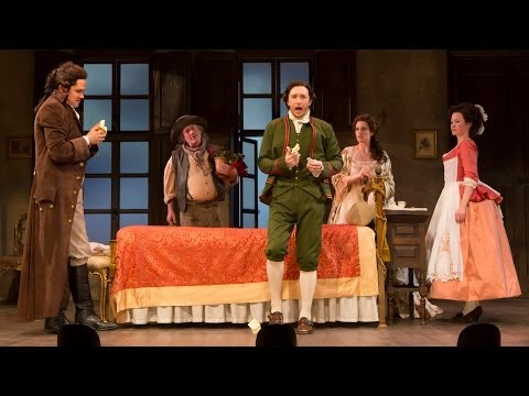 The Figaro Plays Trailer - McCarter Theatre