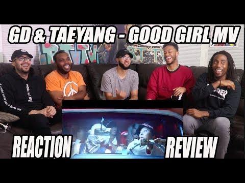 GD & TAEYANG   GOOD BOY REACTIONREVIEW