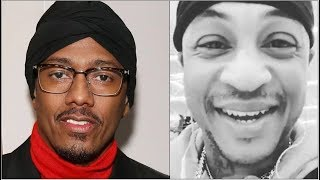 NICK CANNON Reacts To ORLANDO BROWN Claiming NICK Gave Him Brain
