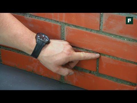 видео: Методы ремонта и восстановления фасадов и конструкций, усиление кладочных растворов // forumhouse