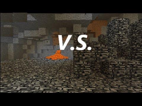 Minecraft Smooth Bedrock Mod - YouTube