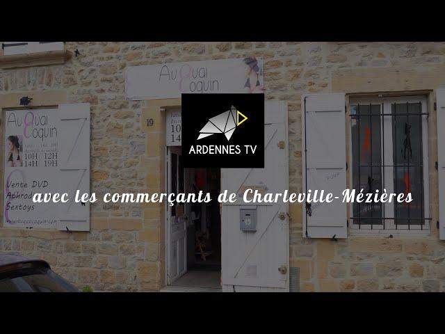 Les commerçants de Charleville-Mézières #3 - Au Quai Coquin