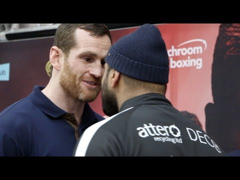 'YOU ARE GETTING ****** MATE!' - DAVID PRICE v KASH ALI HEATED HEAD-TO-HEAD @ FIERY PRESS CONFERENCE