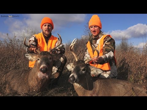 Wisconsin Gun Deer Hunt - Doubling Up On Public Land Bucks