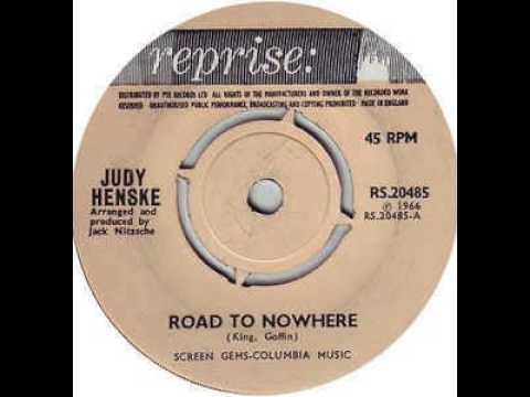 Judy Henske - Road To Nowhere (1966)