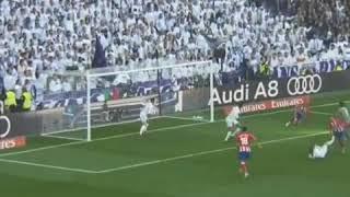 Griezmann Fortnite celebration against Real Madrid