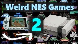 Weird NES Games #2